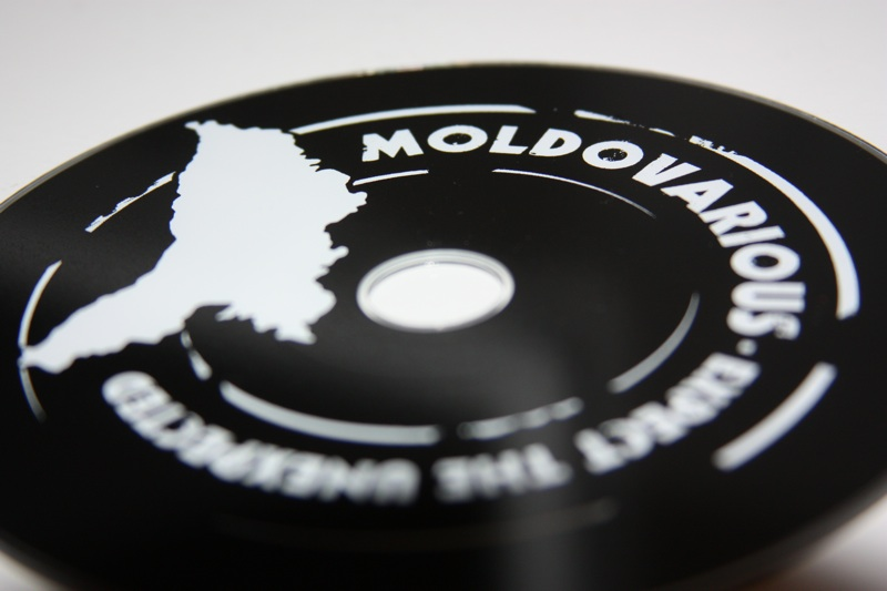 Moldovarious DVD